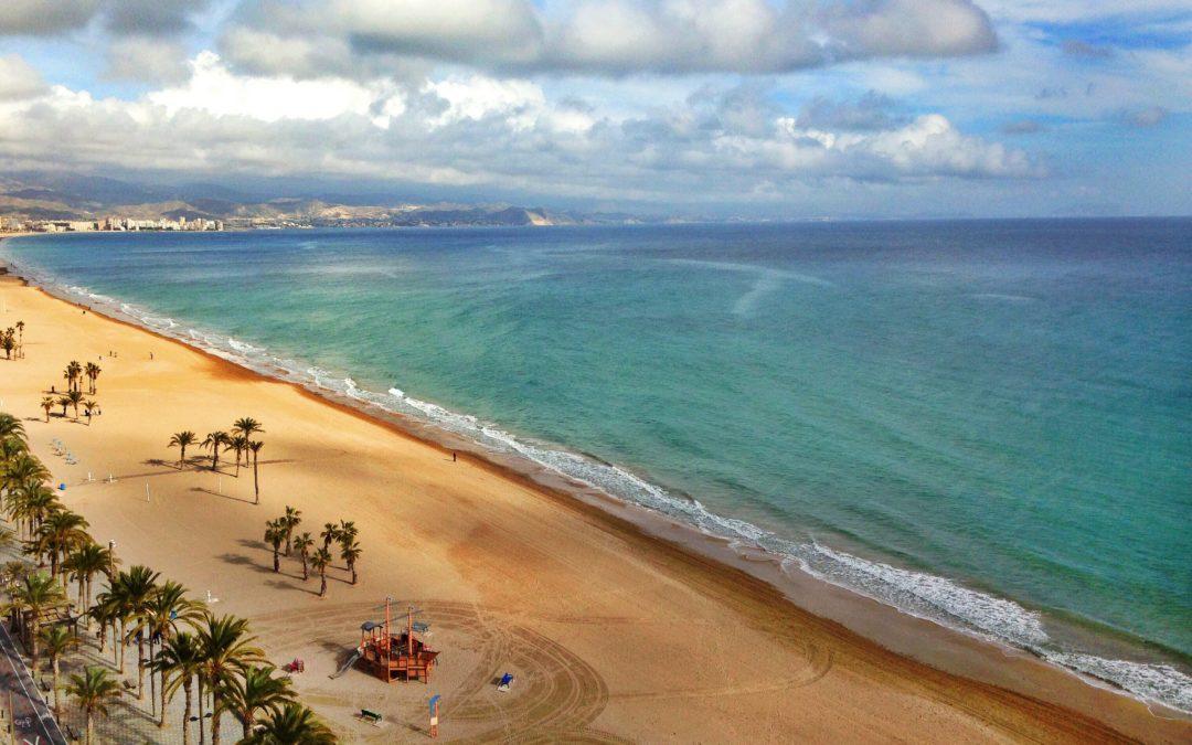 Playas y calas de Alicante: un paraíso en el Mediterráneo